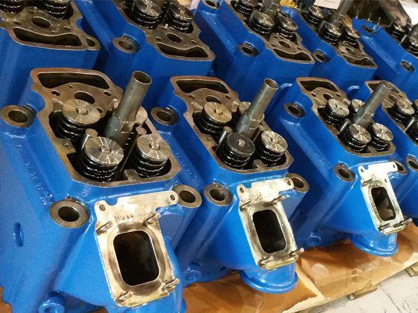 Trabajos y venta de repuestos en motores DEUTZ/MWM