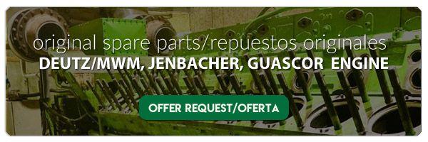 offer-request-guascor-mwm-deutz-and-jenbacher-spare-parts-sale