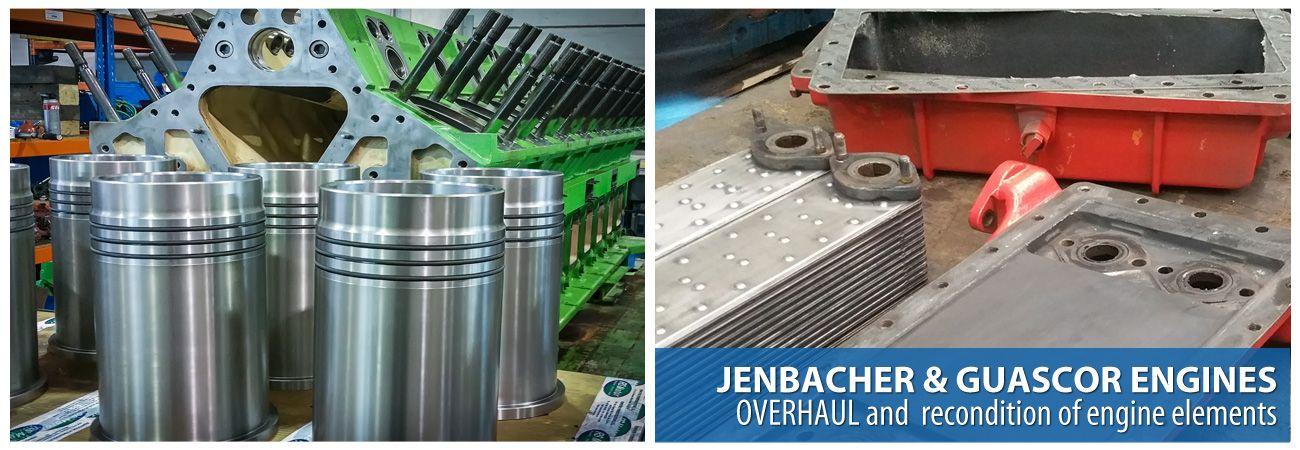 overhaul-and-reconditioning-of-jenbacher-guascor-engines-elements