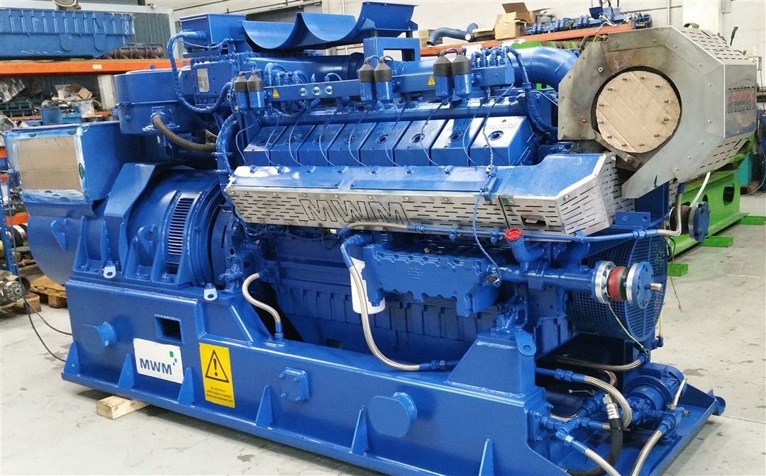 reacondicionado motor mwm deutz Refurbishment of DEUTZ MWM engines