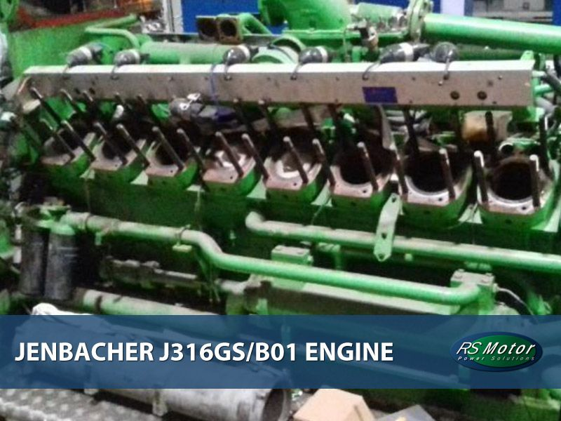 Jenbacher J316 engine for sale