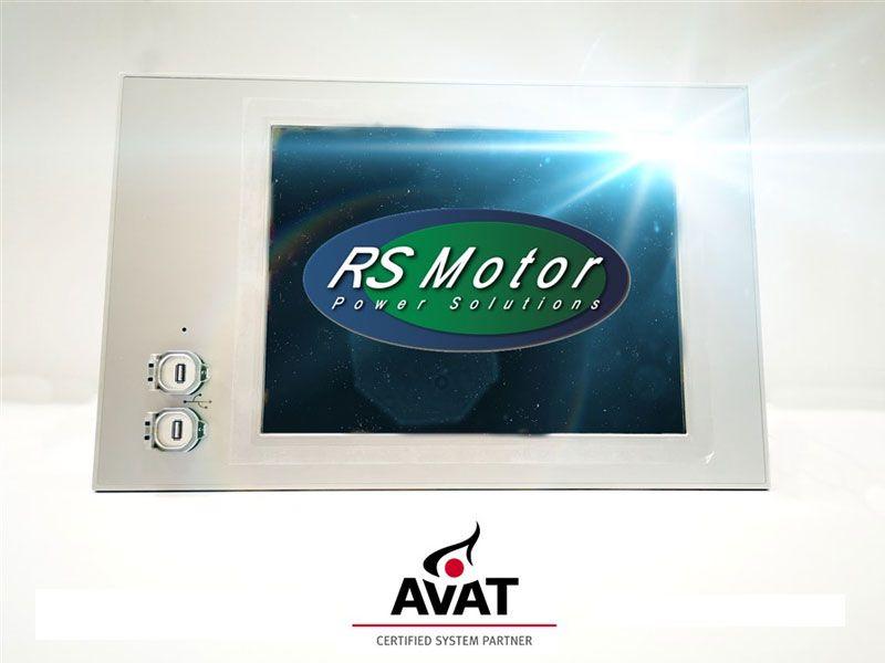 AVAT y RS Motor como sinónimos de sistema de control abierto y flexible para motores de gas