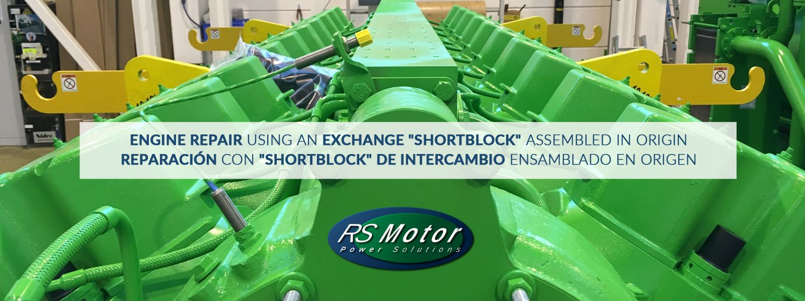 Engine-repair-using-an-exchange-shortblock-assembled-in-origin