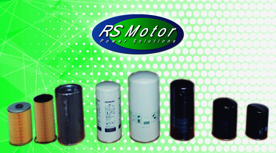 RS Motor filters