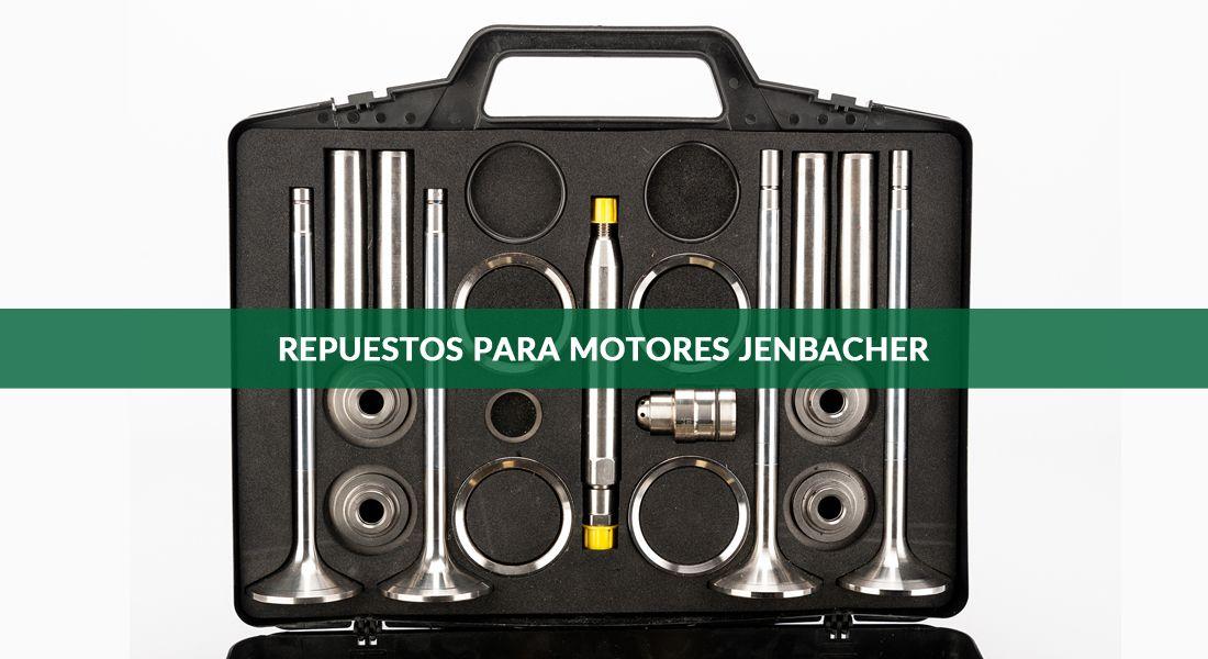 Repuestos de motores Jenbacher
