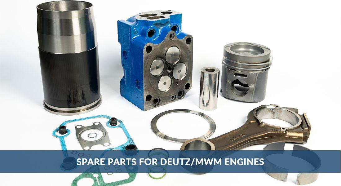 Spare parts Deutz/MWN