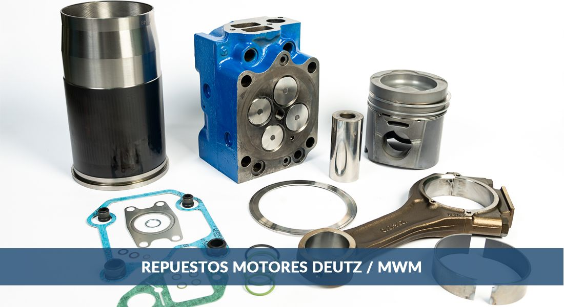 Repuestos motores Deutz/MWN