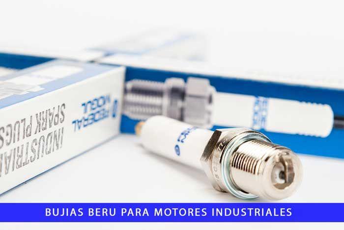 Bujías Beru para motores industriales
